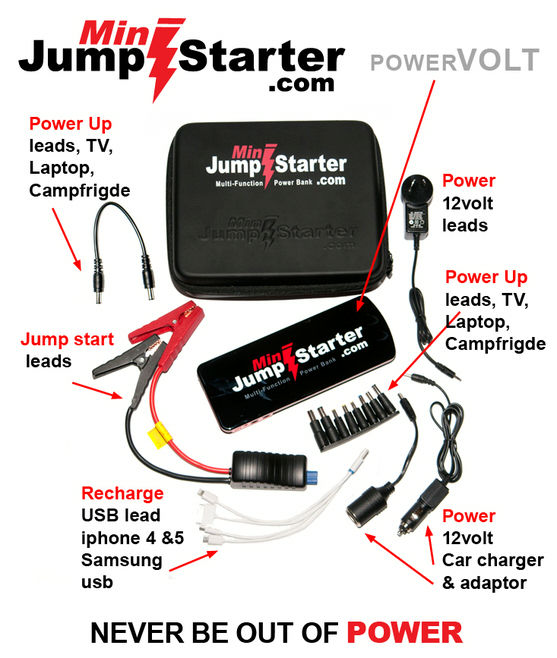600cca mini jump starter diesel petrol power bank phone charger battery pack ebay. Black Bedroom Furniture Sets. Home Design Ideas